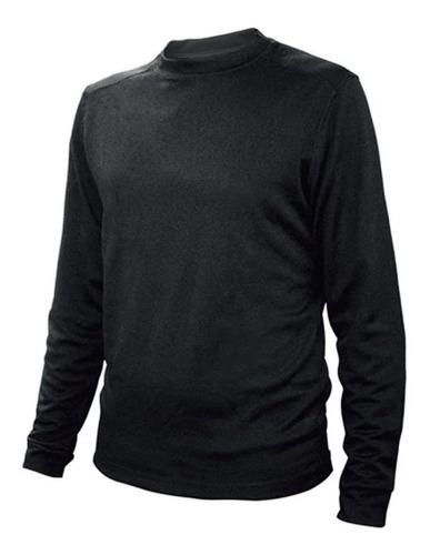 Remera Camiseta Térmica Primera Piel Manga Larga Para Hombre