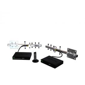 Transmissor Receptor Profissional Audio E Vídeo Hdmi