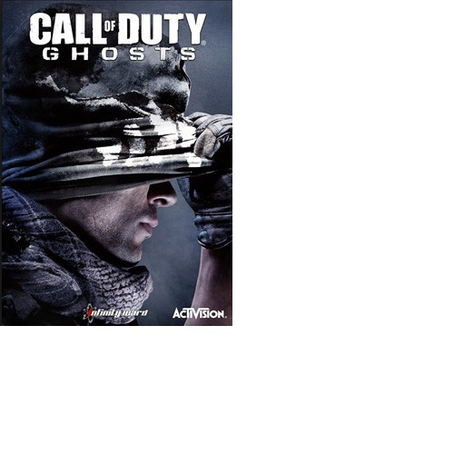 Call Of Duty Ghosts Pc-dvd(midia Fisica)