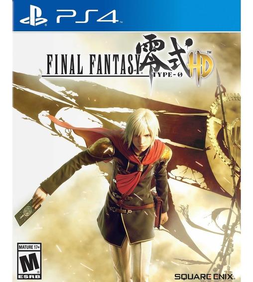 Final Fantasy Type 0 Hd Ps4 Frete Grátis