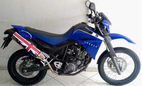Yamaha Xt 660 R 2014 Azul