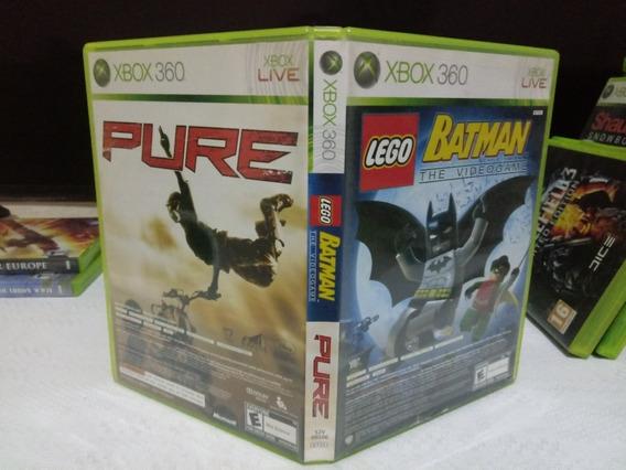 Lego Batman + Pure Xbox 360