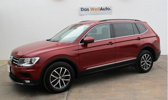 Volkswagen Tiguan Comfortline Pqt Piel 2018