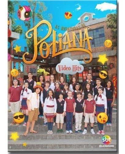 Revista Poster + Dvd As Aventuras De Poliana