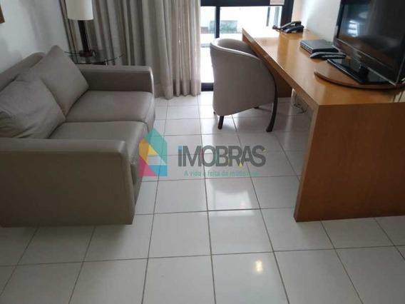 Excelente Flat Em Copacabana Próximo A Praia E Ao Metrô!!! - Cpfl10046
