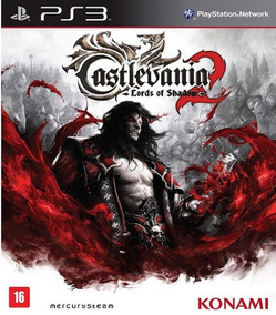 Ps3 Castlevania Lord Of Shadow 2 Legendas Portugues Brasil