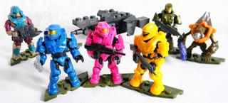 A New Dawn Halo Mega Construx Serie Completa
