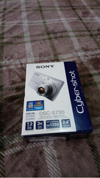 Câmera Digital Sony, Usada, Ótimo Estado