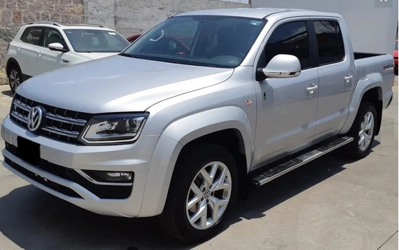 Volkswagen Amarok Highline 2,017 4motion