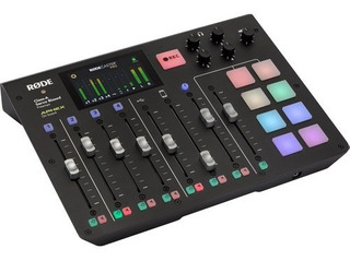 Rode Caster Pro Consola Integrated Podcast Production Studio
