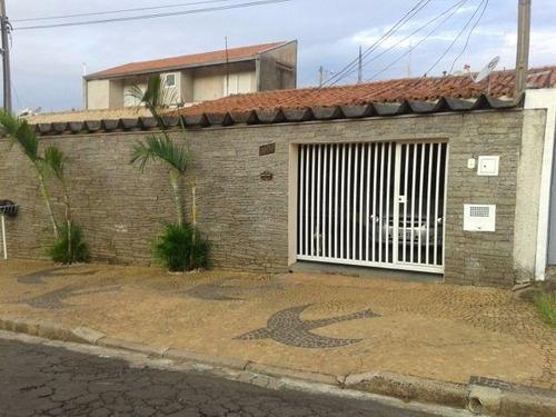 Casa  Residencial À Venda, Vila Miguel Vicente Cury, Campinas. - Ca5959