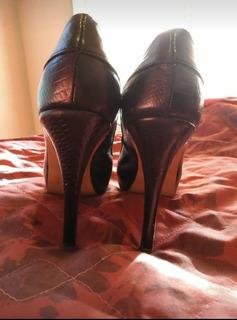 Zapatos Stilletos, Taco Alto