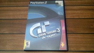 Gran Turismo 3 A-spec Playstation 2 Ps2