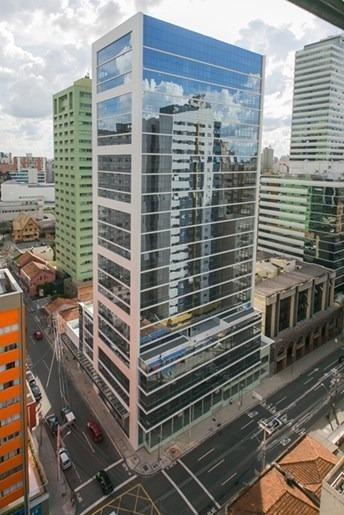 Sala Comercial Para Venda, Centro, Curitiba - Sa1864. - Sa1864-inc