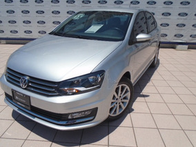 Volkswagen Vento 1.6 Highline At 2018 Plata
