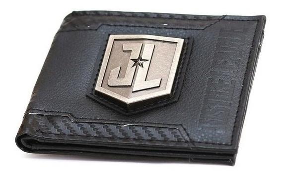 Billetera Premium Dc - Justice League