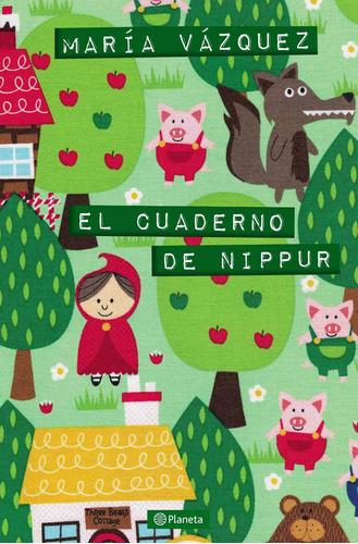 Imagen 1 de 3 de El Cuaderno De Nippur De María Vázquez - Planeta