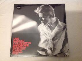 David Bowie - Live At Nassau Coliseum 76 - Vinil Duplo