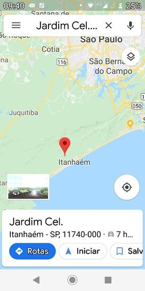 Terreno Com 2060 Mmt Em Itanhaem
