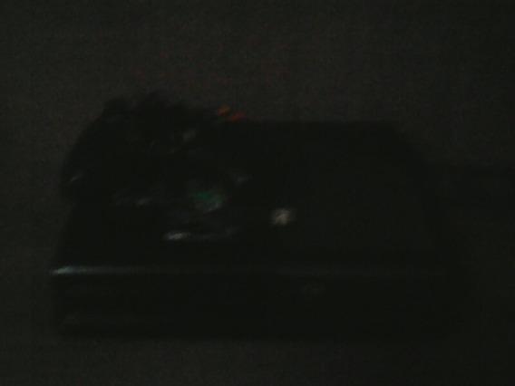 Um Xbox 360um Comtrole 5 Jogos De Brinde E Um Pendraive