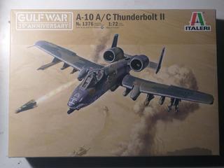 Italeri A-10 A/c Thunderbolt 2 1/72 Rdelhobby Mza