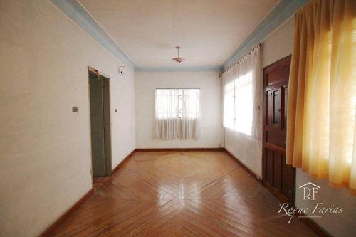Imagem 1 de 24 de Casa Com 2 Dormitórios À Venda, 340 M² Por R$ 700.000,00 - Jaguaré - São Paulo/sp - Ca0818