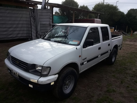 Chevrolet Luv, Modelo 1999 Doble Cabina 4 X 2