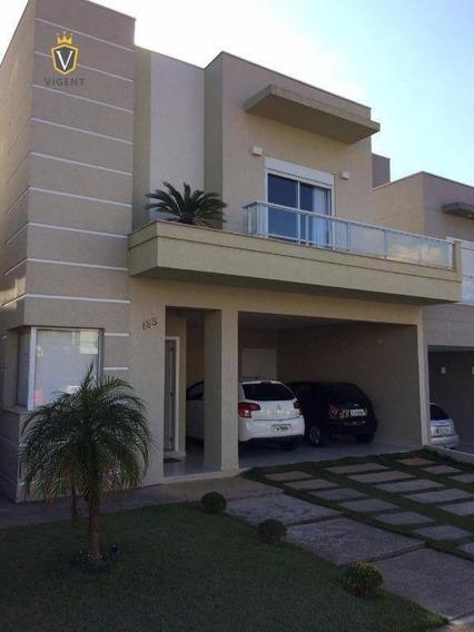 Ótima Casa No Condomínio Quinta Das Atírias- Avalia Permutas -parque Residencial Eloy Chaves - Jundiaí/sp - Ca1292