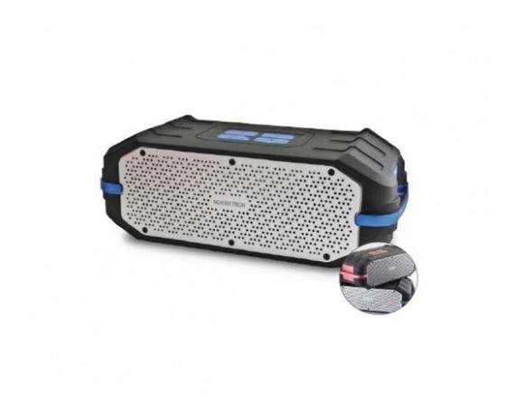 Caixa De Som Speaker Com Rádio Fm/bluetooth/sd/usb/mp3