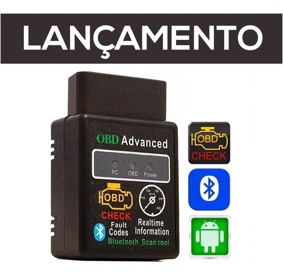 Scanner Automotivo Bt Obd2 Fiat Siena