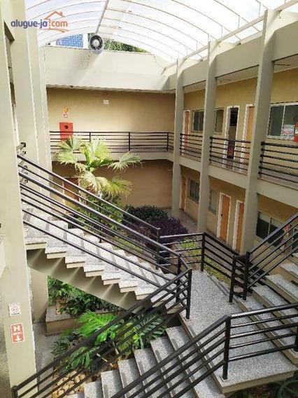 Excelente Sala Comercial Frente Ao Parque Vicentina Aranha - Sa0563