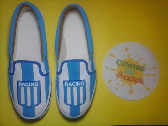 Zapatilla Racing Club