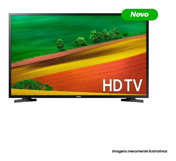 Tv Led 32 Samsung Hd Flat Tv 32n4000 - 2 Hdmi - 1 Usb