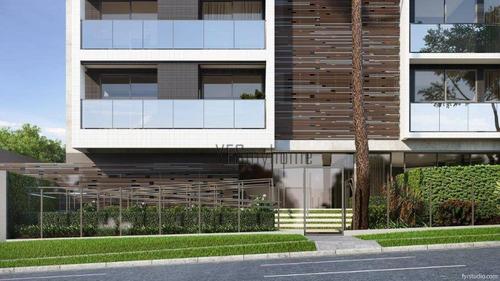 Cobertura Com 3 Dormitórios À Venda, 200 M² Por R$ 2.237.900,00 - Água Verde - Curitiba/pr - Co0288
