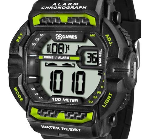 Relógio X-games Masculino Xgppd087 Bxpx C/ Garantia E Nf *