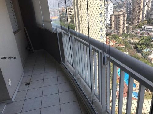 Imagem 1 de 15 de Apartamento Para Locação Em São Paulo, Vila Andrade, 2 Dormitórios, 1 Suíte, 3 Banheiros, 2 Vagas - Zzalali22_1-1891291