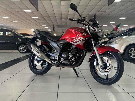 Yamaha Fazer 250cc Ano 2015 Financiamos Em Até 36x