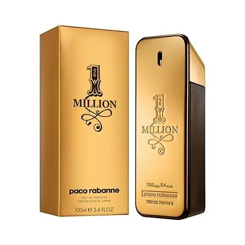 Perfume One Million Paco Rabanne - Edt 100 Ml