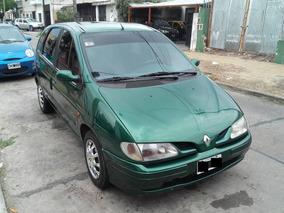 Renault Scénic Rt 1.6 Abcp Abs