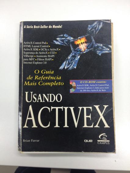 Usando Activex - O Guia De Referência Ma Brian Farrar