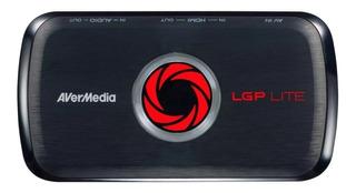 Capturadora De Video Avermedia Gl310 Lgp Hd 1080p Usb Hdmi