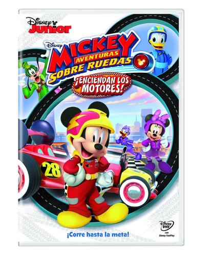 Mickey Sobre Mercado Ruedas Aventuras Libre En Juguetes Chile roWdCxBe