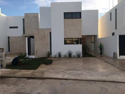 Magnifica Casa Nueva En Renta Cerca De Merida