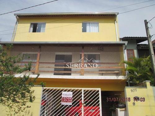 Imagem 1 de 23 de Casa Com 4 Dormitórios À Venda, 250 M² Por R$ 550.000,00 - Bosque - Vinhedo/sp - Ca0165