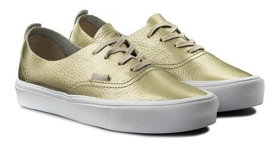 Zapatilla Vans U Authentic Dec Gold Vn0a38erjyqc