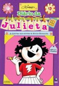 Diario Da Julieta - V. 02 - As Historias Mais Secr