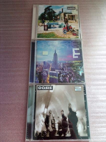Oasis Cds Originais