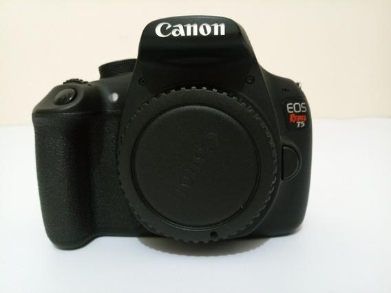 Canon T5 Duas Lentes