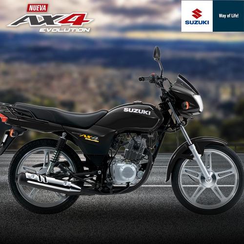 Suzuki Ax4 Evolution