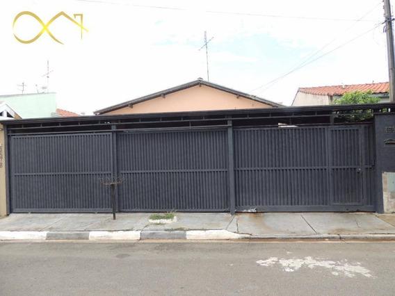 Casa À Venda, 100 M² - Vila Monte Alegre Iv - Paulínia/sp - Ca0924